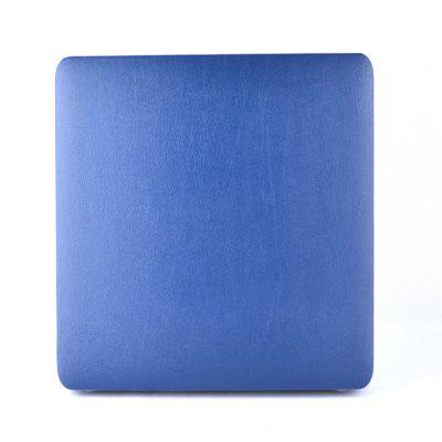 Single-Sided Leather Protection Laptop Case for Macbook Air 13.3 A1466 / A1369