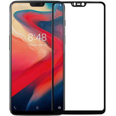 2.5D Full Cover Tempered Glass Screen Protector for Oneplus 6