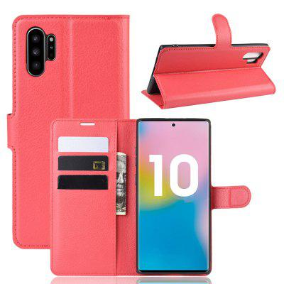 Card Protection PU Leather Phone Case for Samsung Galaxy Note 10 Pro, Gearbest  - buy with discount