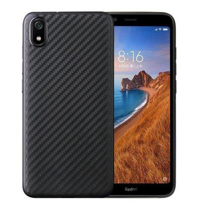 Soft Carbon Phone Case für Xiaomi Redmi 7A