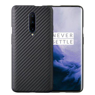 Soft Carbon Fiber Phone Case for OnePlus 7 Pro