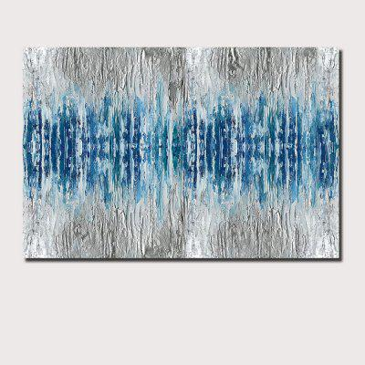 QINGYAZI HQ016 Hand-Painted Abstract Oil Painting Home Wall Art Painting