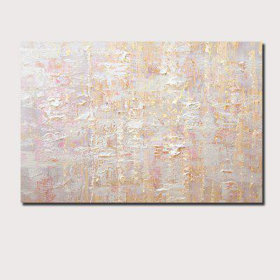 QINGYAZI HQ017 Hand-Painted Abstract Oil Painting Home Wall Art Painting