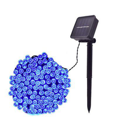 Solar Strings Light Lamp 8M LED Christmas Lights 8M 60LEDs 6v
