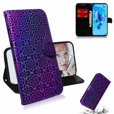 Solid Color Colorful Phone Case for Huawei P20 LITE 2019 / NOVA 5I
