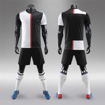 Men Football Suit Children'S Training Suit