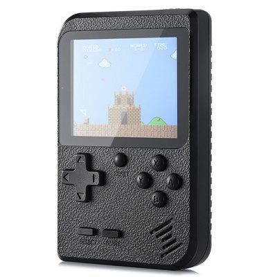 Portable Mini Handheld Game Console 8-BIT 2.8 Color LCD Screen Built-In 400 Game
