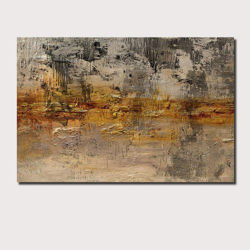 Qingyazi Hq019 Hand Painted Abstract Oil Painting Home Wall Art Painting