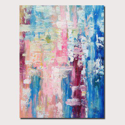 QINGYAZI HQ028 Hand-Painted Abstract Oil Painting Home Wall Art Painting  - buy with discount