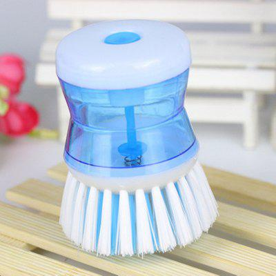 Kitchen Cleaning Brush Hydraulic Pressure Washing Brush Dish Bowl Wash Tool