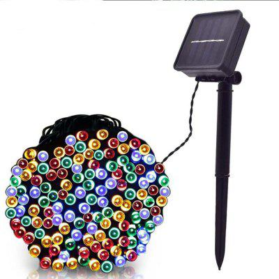 Solar Strings Light Lamp 12M LED Christmas Lights 12M 100LEDs 6v