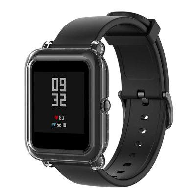 TPU Transparent Watch Case for Amazfit Bip/ Bip Lite