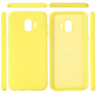 Liquid Silicone Phone Case for Samsung J4 2018