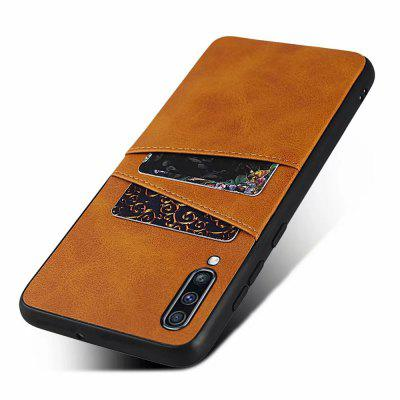 Luxury Retro PU Leather Phone Case for Samsung Galaxy A70