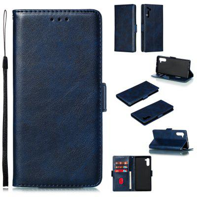 PU Leather Flip Wallet Phone Case for Samsung Galaxy Note 10
