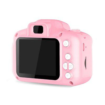 Mini Cute Kids Camcorder Oplaadbare digitale camera met 2 inch scherm