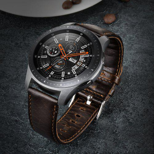 Genuine Leather Watch Band Bracelet Wrist Strap for Amazfit GTR ****