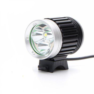 ZHISHUNJIA USB Single Head Bicycle Lamp  3 T6 Strong Light Lamp