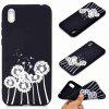 A TPU Black Bottom Painted Phone Case for Huawei Honor 8S / Y5 2019 - MULTI-G