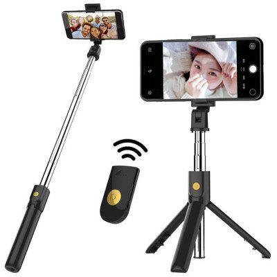 New Bluetooth Wireless Remote Extendable Selfie Stick Tripod Mount Stand
