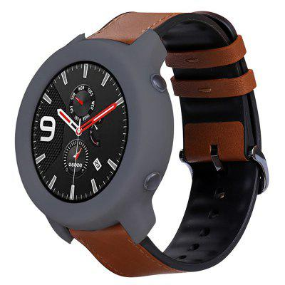 Soft Full Case Cover Shell Silicone Frame Protective for AMAZFIT GTR 47MM