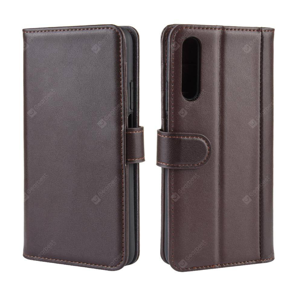 Protective Wallet Genuine Leather Flip Phone Case...