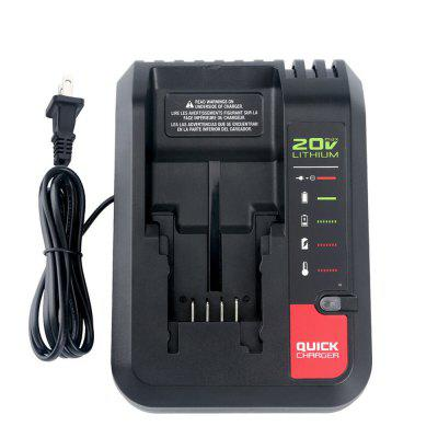 20V Charger PCC692L for Porter Cable Black+Decker 20V MAX Lithium Ion Battery