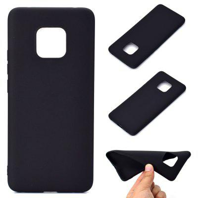 Thick Bottom Matte TPU Solid Color Phone Case for Huawei MATE 20 PRO