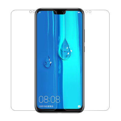 Mrnorthjoe tempered glass film pro Huawei Y9 2019 - 2PCS