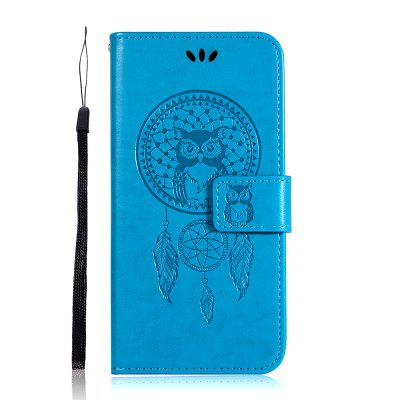 Owl Wind Chimes Flip Wallet Phone Cover pro Samsung Galaxy Note 10 Pro Case