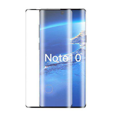 3D Curved Tempered Glass Full Screen Protector for Samsung Galaxy Note 10