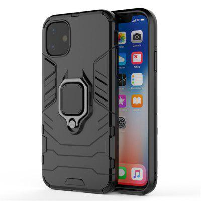 Armor PC Finger Ring Holder Phone Case for iPhone X 5.8 2019