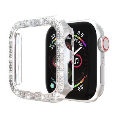 Bling Crystal Diamonds PC Protective Case for Apple Watch IWatch 42MM