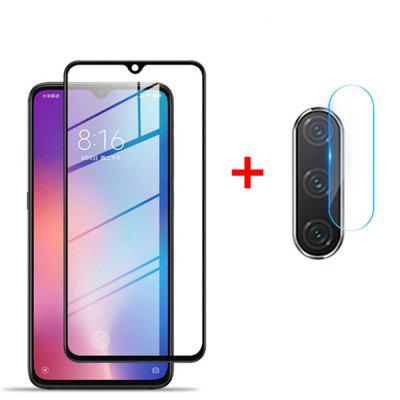 2 in 1 Lens Camera Screen Protector for Xiaomi Mi A3 / Mi CC9e
