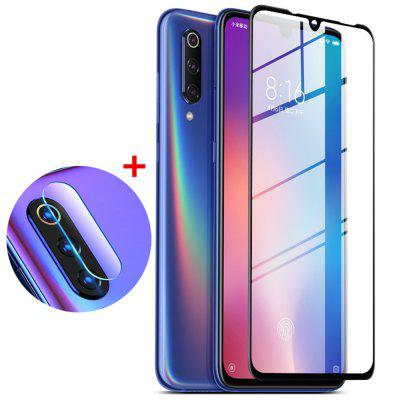 2 in 1 Lens Camera Screen Protector for Xiaomi Mi A3 Lite / Mi 9 /Mi CC9