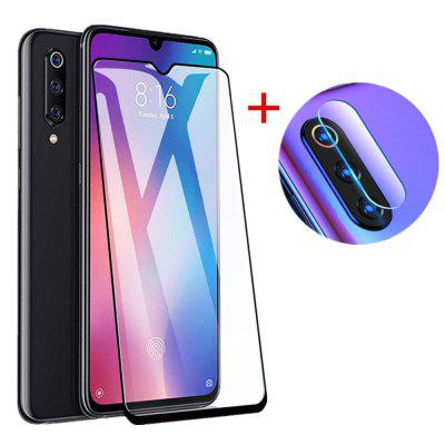 2 in 1 Lens Camera Screen Protector for Xiaomi Mi A3 Lite / Mi 9 / Mi CC9