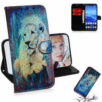 Colorful Painted Phone Case for Huawei Mate 20 Lite