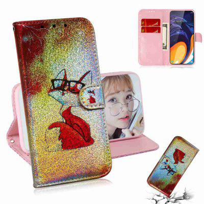 Colorful Painted Phone Case for Samsung Galaxy M40/A60