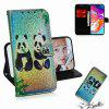 Colorful Painted Phone Case for Samsung Galaxy A70 - MULTI-I