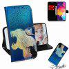 Colorful Painted Phone Case for Samsung Galaxy A20/A30 - MULTI-J