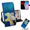 Colorful Painted Phone Case for Samsung Galaxy S10 PLUS - MULTI-J