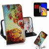 Colorful Painted Phone Case for Samsung Galaxy J4+/J4 PLUS - MULTI-D