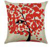 Lovely Comfortable Linen Pillowcase for Cushion  Bedroom Sofa Living Room Car - MULTI-A