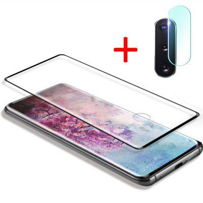 2 в 1 объектив камеры протектор экрана для Samsung Galaxy Note 10 Plus / Note 10