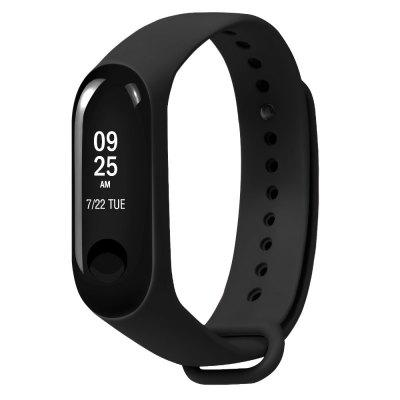 Silicone Replacement Wrist Strap Smart Wristband For Xiaomi Mi Band 4 /Mi Band 3