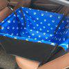 Waterproof Safety Carriers Dog Seat Cover Pet Carrier Bag Foldable Mats Hammock Cushion - OCEAN BLUE