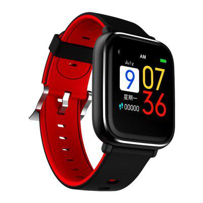 1.3 Color Screen Smart Watch Touch Waterproof Blood Pressure Heart Rate Motion