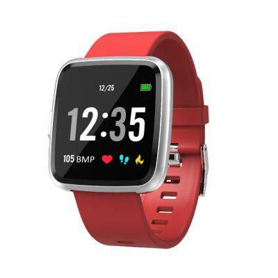 Smart Band IP67 Impermeável De Ecrã Colorida Frequência Cardíaca Rastreador De Fitness