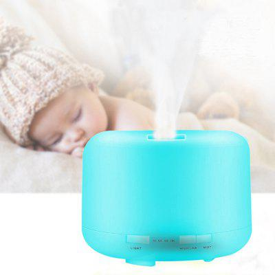 500 ml ultrasone Home Quiet Air Purifier luchtbevochtiger verstuiver wierookbrander