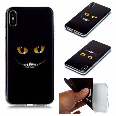 Painted TPU Phone Case for iPhone Xs Max